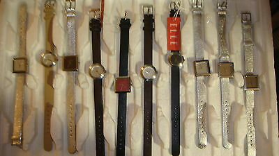 Trade Only Job Lot Of 10 New  X  Mixed Elle Watches 100% Gen... .