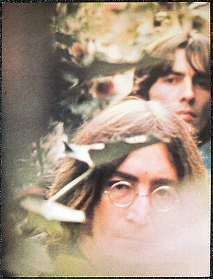 The Beatles Poster Page . John Lennon & George Harrison . R1