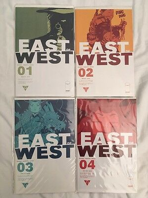 East Of West 1-4 First Print Near Mint
