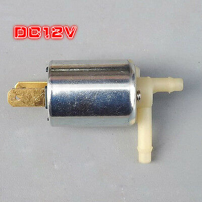 1PCS Used DC12V Mini Solenoid Valve Micro Electric Water Valve Normally Closed