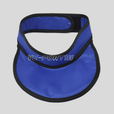 SanYi Flexible X-Ray Protection Protective Lead Gel Collar 0.35mmpb Blue FAA11