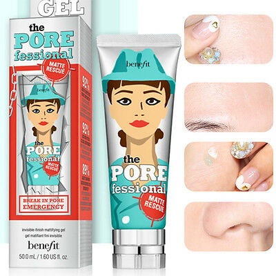Brand New Boxed Gel 60ML Benefit the POREfessional Super Mattifying Primer