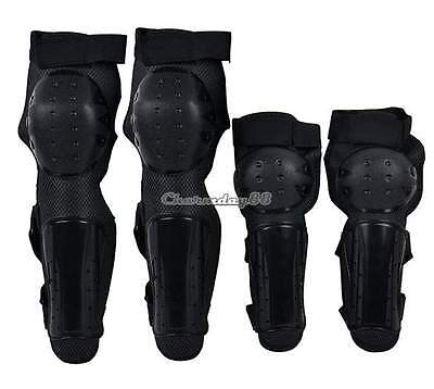 Tout Terrain Moto Motocycle Knee Guard Coude Protecteur Rouage Protections