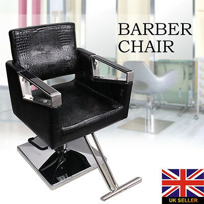 Modern Hydraulic Barber Reclining Salon Chair Hairdressing Beauty Furniture