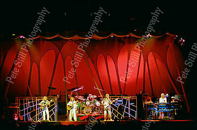 YES in concert 1977! 20 Rare PHOTOS 6x4! not cd. 'Going For The One' tour.