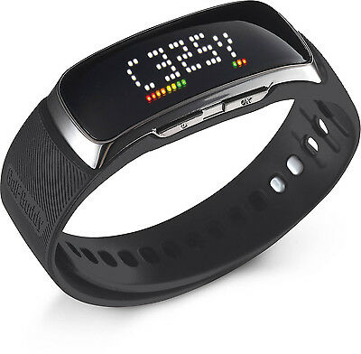 GolfBuddy BB5 , Innovatives & Modisches Golf GPS-Armband, black, UVP 259€