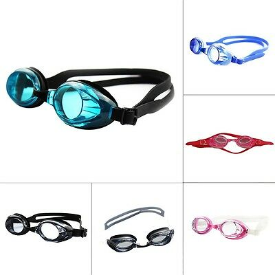 Waterproof Swimming Mariner Adults Goggles Anti Fog UV Glasses Adjustable GT
