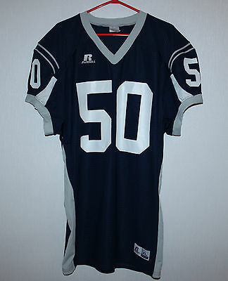Rare NFL player issue jersey #50 Russel USA size XL