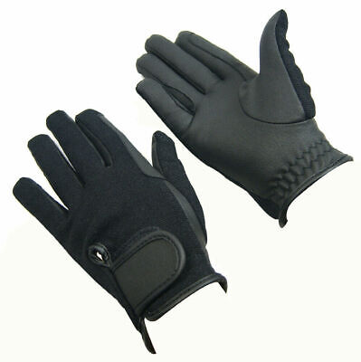 Bitz Horse Synthetic Winter Gloves Adult - Rider Wear