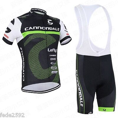 Completo Ciclismo/Cycling Jersey and Pants Combo 2016 Cannondale