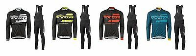 Completo Ciclismo/Cycling Jersey and Pants Combo Winter 2016/17 Scott
