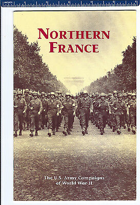 Northern France, US Army Campaigns of World War II