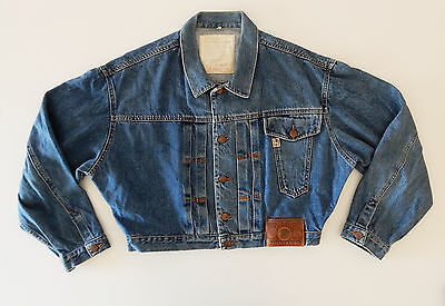 Americanino Vintage Giacca Jacket Jeans