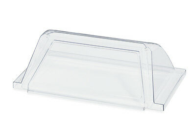 Vollrath 40824 Plexiglass Sneeze Guard for 7 Roller Hot Dog Grill w/ Door