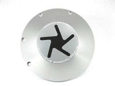 Ducabike Ducati Wet Clutch Protector Cover CCO01 - Silver