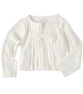 44ff34b83 GIRLS SWEATER BONNIE Baby Shrug Long Sleeve Scalloped Multiple ...
