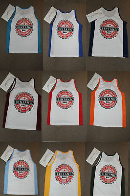 Bali Bintang Beer Singlet Shirt LARGE redbull tank top LOWEST PRICE GUARANTEED!!