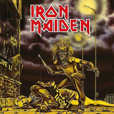 "Iron Maiden - Sanctuary 2014 Limited Edition 2500 Pressing 7"" Vinyl"