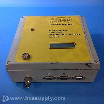 Oetiker 136 00 217 Electronically Controlled Pneumatic Pincer Usip
