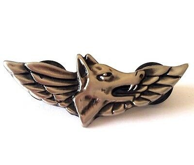 IDF Israel Army Pin Badge LARGE Special Forces Oketz Dogs Canine Unit NEW