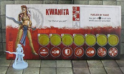 The Others 7 Sins: Kickstarter exclusive hero Kwanita