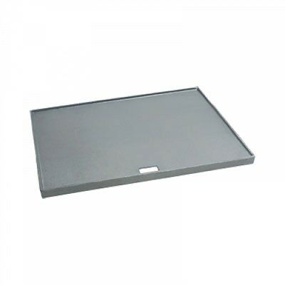 Tomlinson Industries 1016905 Cast Iron Flat Grill Cook Top 19in x 16in