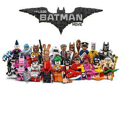 LEGO Batman Movie Series Collectible Minifigure IN HAND Choose Pick Character +