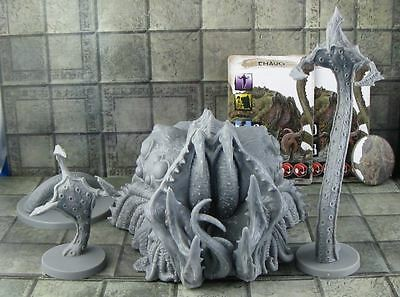 Conan the board game expansion : Thaug + 10 Tentacles overlord monster