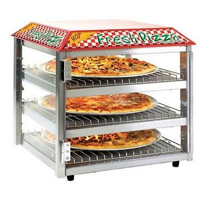 Tomlinson Industries 1023226 513FC Three Shelf Pizza & Snack Display Case 120v