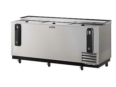 "80"" Bottle Cooler Stainless Exterior TBC-80SD"