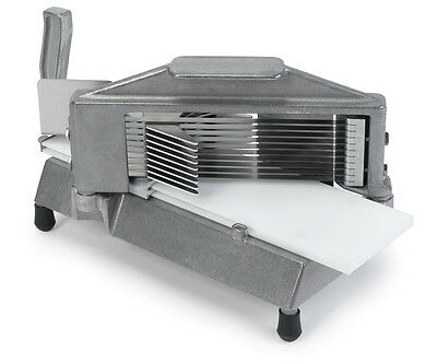 "Nemco Easy Tomato Slicer™ W/ 1/4"" Stainless Steel Slicing Blades - 55600-2"