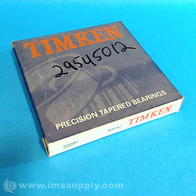 Timken 36690-906A2 Precision Tapered Bearing Fnfp