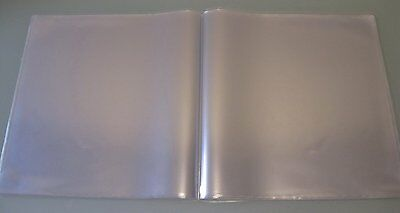 SIMPLY ANALOG 2LP GATEFOLD Vinyl Record Outer Sleeves thick PVC (Pack Of 35)