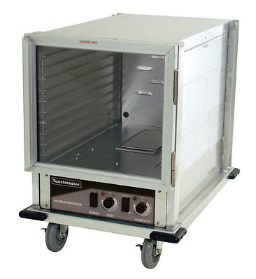 Toastmaster Non-Insulated Heater Proofer Mobile Cabinet 12 Pan Capacity