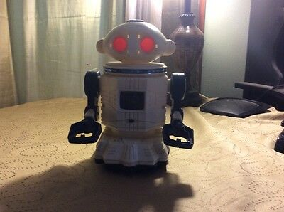 %  1960'S PLAYTIME Jim The Politician  OPERATED ROBOT 9 INCHES TALL