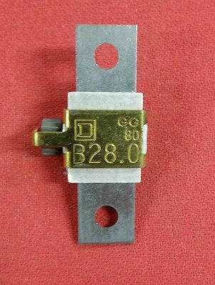 Square D Overload Relay Thermal Unit Type: B 28~ NEW, OLD STOCK ~