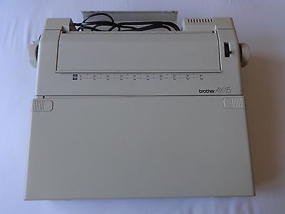 My Beloved/Collectable BROTHER AX-15 Electric Typewriter - Excellent Condition