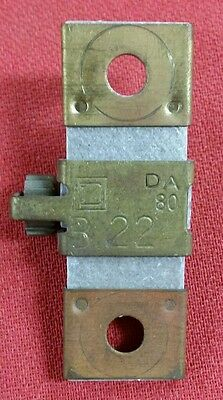 Square D Overload Relay Thermal Unit Type: B 22 ~ NEW, OLD STOCK ~