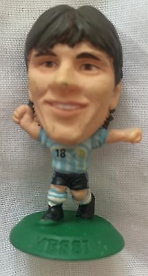 Lionel Messi ARGENTINA CORINTHIAN MICROSTAR Green  BASE Barcelona Football Club