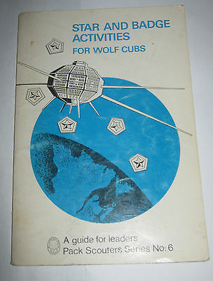 Star and Badge Activities for Wolf Cubs - A guide for Leaders Pack Scouters #6