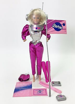 1985 Astronaut Barbie We Girls Can Do Anything Used