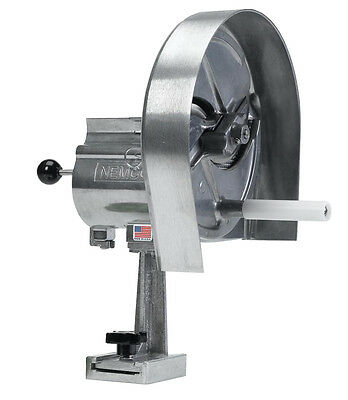 "Nemco 55200AN Manual Food Cutter Vegetable Slicer 1/16""- 1/2"""