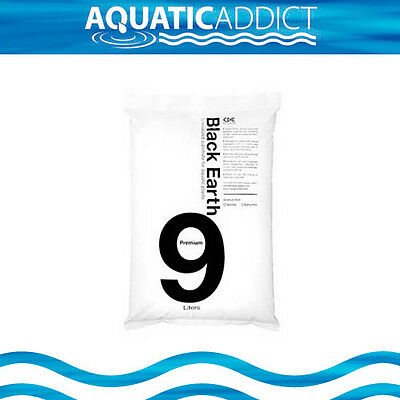 Planted Aquarium Substrate Aquascape Cal Aqua Black Earth Premium 9L Normal