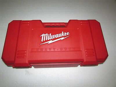 Used Empty Milwaukee Plastic Electric Super Sawzall Case