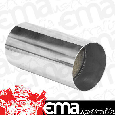 """PROFLOW PFECAT40200 STAINLESS STEEL 200 CELL CATALYTIC CONVERTOR 4"""" x 200mm"""