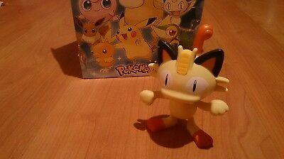 Russian Pokemon McDonalds happy meal toys new promo 2016 Meowth open