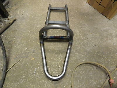 Cafe Racer  Subframe Top Rail Made To Measure To Your Seat Unit