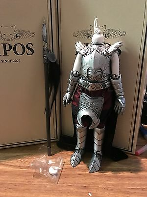 Pipos Piposdoll R.Pi Demon Limited Armor Cat Body Ball jointed doll BJD