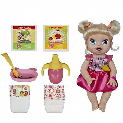 Baby Alive My Baby All Gone Doll (Blonde). Brand New
