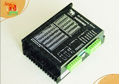 【German Ship & Free】Wantai CNC 3D Printer Stepper Motor Driver,80V/7.8A DQ860MA